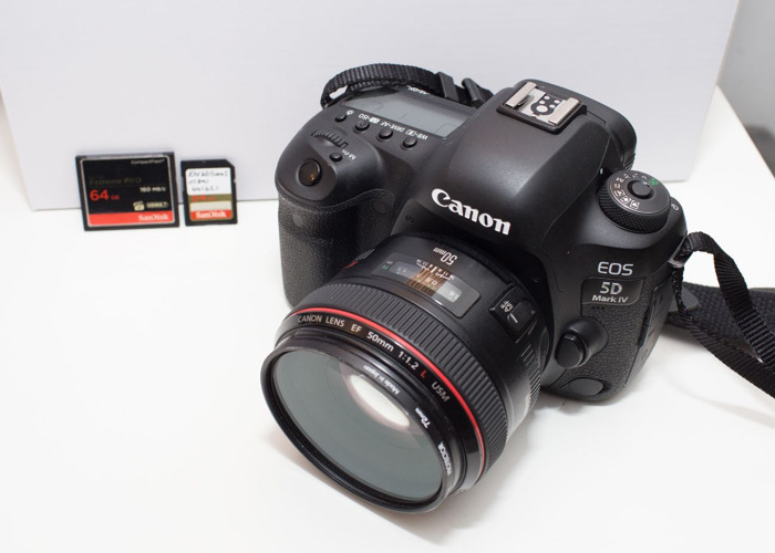 Canon 5D Mark IV & EF 50mm f/1.2L - 2