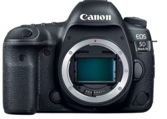 Canon 5D Mark IV - 1