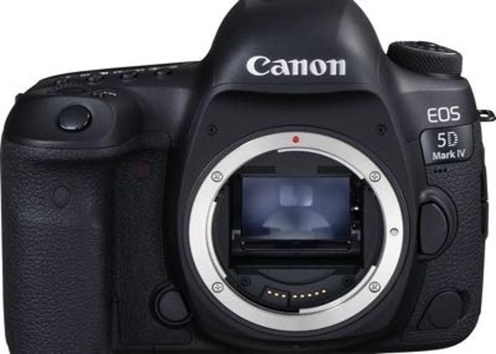 Canon 5D Mark IV Body  - 1