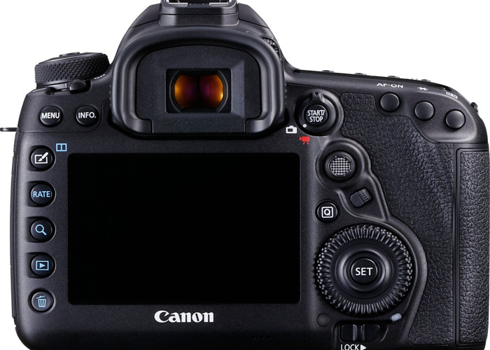 Canon 5D Mark IV body - 2