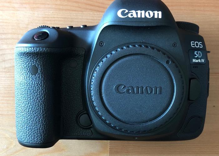 Canon 5D Mark IV [C-Log] - 1