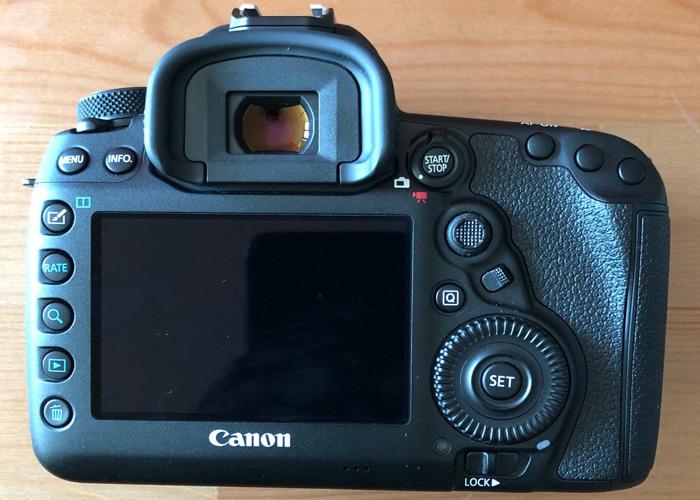 Canon 5D Mark IV [C-Log] - 2