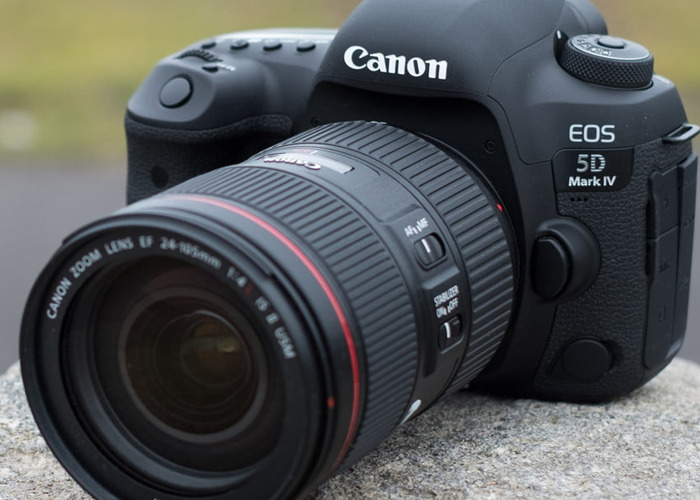 Canon 5D Mark IV DSLR - 1