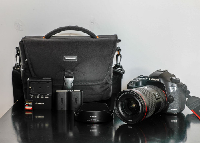 Canon 5D mark MK III 3 and Canon EF 16-35mm f/2.8L III 3 USM - 2