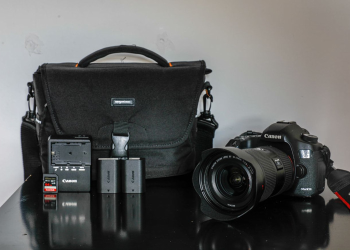Canon 5D mark MK III 3 and Canon EF 16-35mm f/2.8L III 3 USM - 1