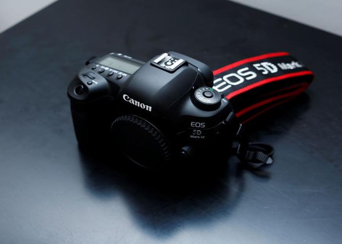 Canon 5D mark MK IV 4 - 1