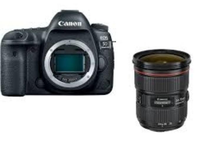 Canon 5D mark4  - 1