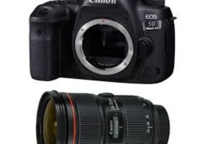 Canon 5D mark4  - 2