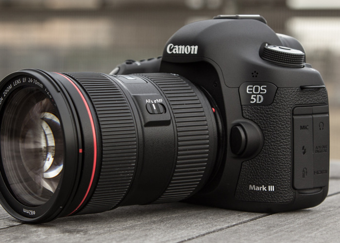 Canon 5d markiii with 24-70mm Lenses - 1