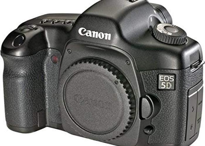 Canon 5D MK 1 / MK i / Mark 1 - 1