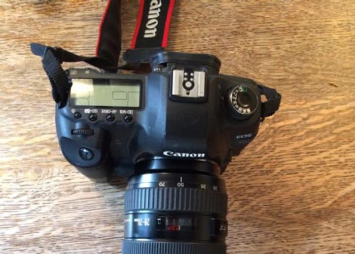 Canon 5d Mk II /  28-70 EF 2.8 Lens - 1