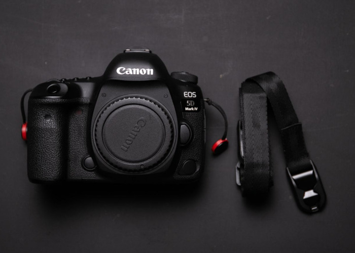Canon 5D mk 4 /  mark iv mkiv body only.  - 1