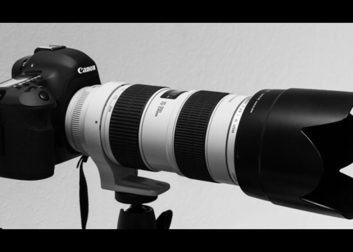 Canon 5D MK III + 70-200 2.8 / 5D mkiii 5Dmkiii  mark 3 - 1
