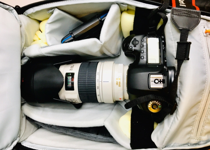 Canon 5D MK III + 70-200 2.8 / 5D mkiii 5Dmkiii  mark 3 - 2
