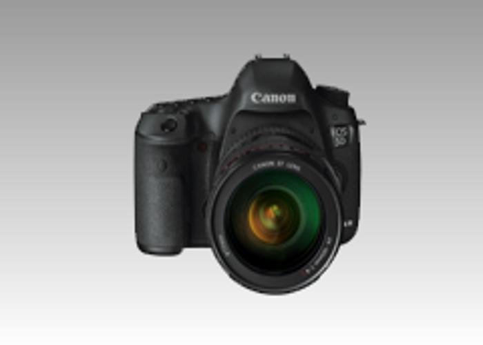 Canon 5D MK III Camera + 24-105 F.4 Lens - 1