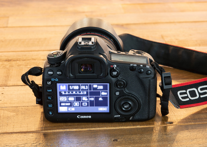 Canon 5D Mk III w/ EF 24-70mm f/4 lens + EXTRAS - 2