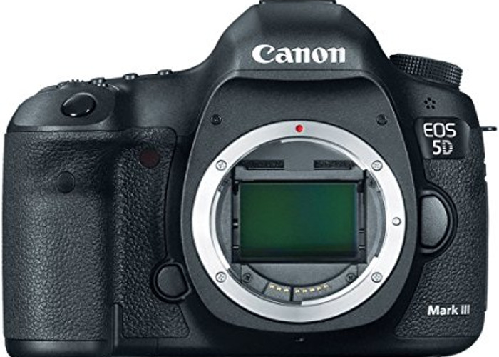 Canon 5D Mk iii with 24-105mm EF Lens - 2