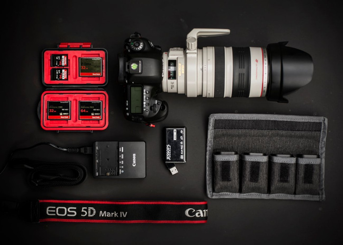 Canon 5D MK IV + 28-300 EF/ mk4 mark 4 mkiv 5Dmkiv - 1