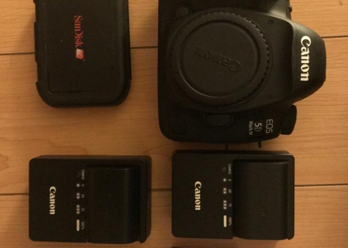 Canon 5D MK IV - 1