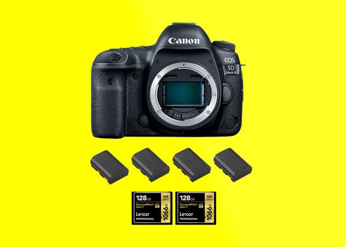 Canon 5d mark iv / 5d mark 4 / 5d iv / 5dmk4 / 5d mk iv - 1