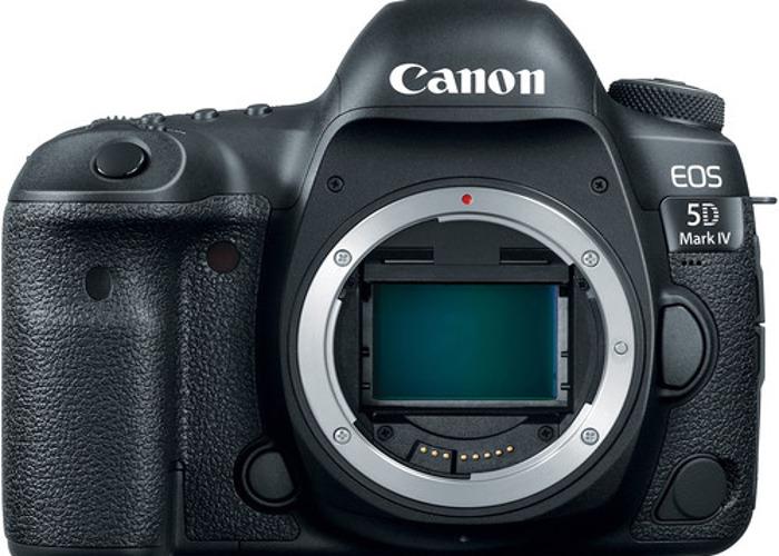 Canon 5D MK IV DSLR Camera - 1