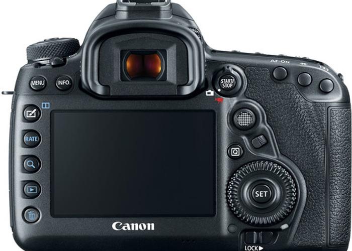 Canon 5D MK IV DSLR Camera - 2
