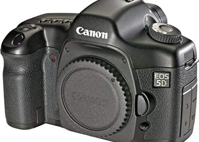 CANON 5D Mk1  /  Mki   (2 available) - 1