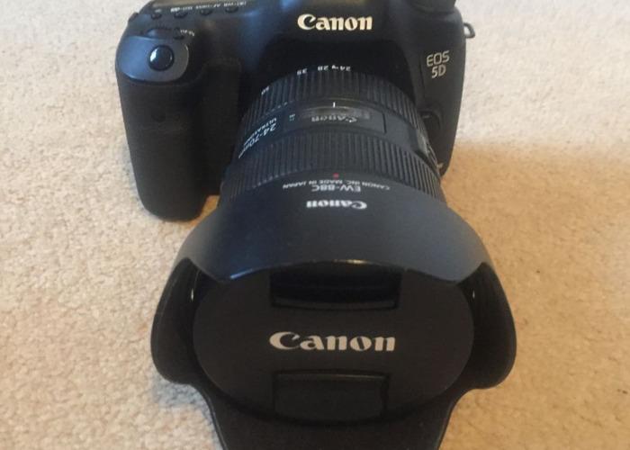 Canon 5D Mk111 - 1
