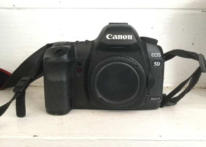 Canon 5D Mk2 Body - 1