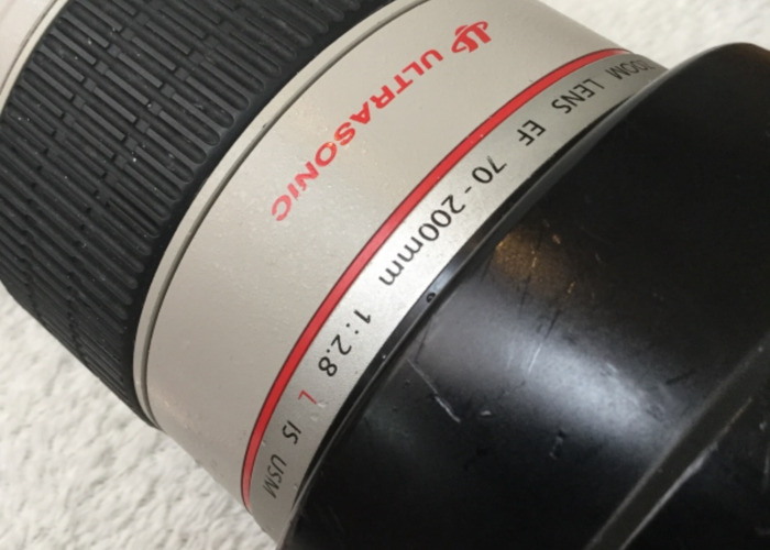 Canon 5D Mk2 with L Series F2:8 70-200mm Lens - 2