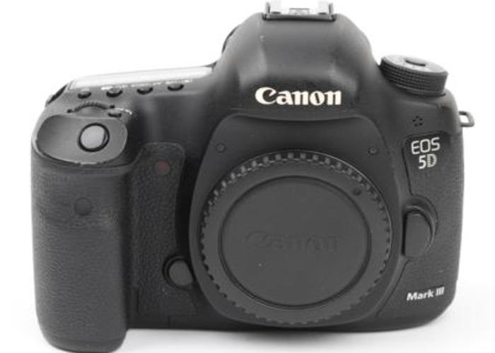 Canon 5D MK3 - 1