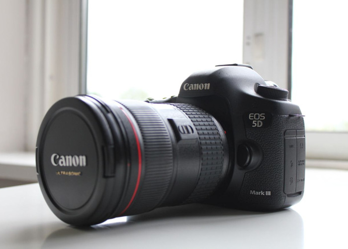 Canon 5D Mk3 with 24-70mm Mk2 Lens - 1