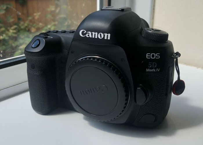 Canon 5D mk4 - 1