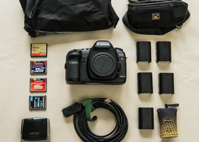 Canon 5D mk II kit  - 1