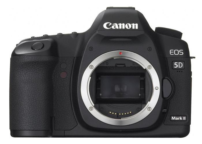 Canon 5D MKii Camera - 1