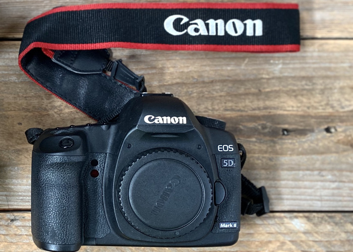 Canon 5D MKII DSLR - 1