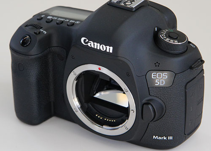 Canon 5D3 and 24-70 - 1