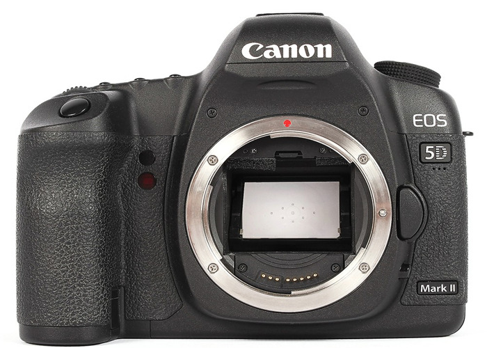 Canon 5Dii professional DSLR - 1