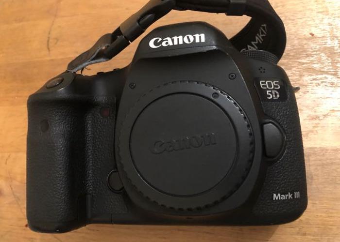 Canon 5dmk 3 - 1