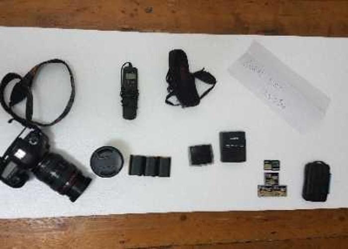 Canon 5dmk3 - 1
