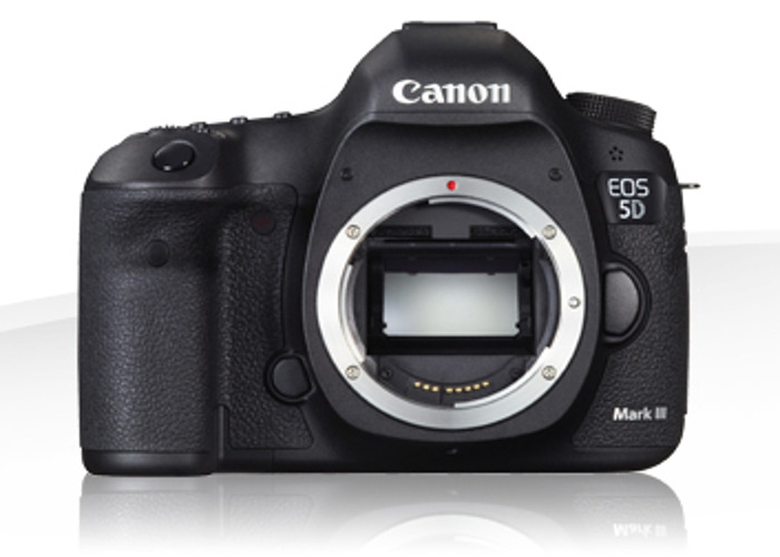 Canon 5DMKIII DSLR Camera - 1