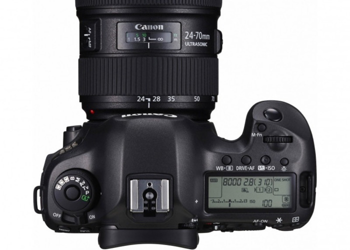 Canon 5DS R and 24-70mm f/4 lens 5D 5DSR - 1