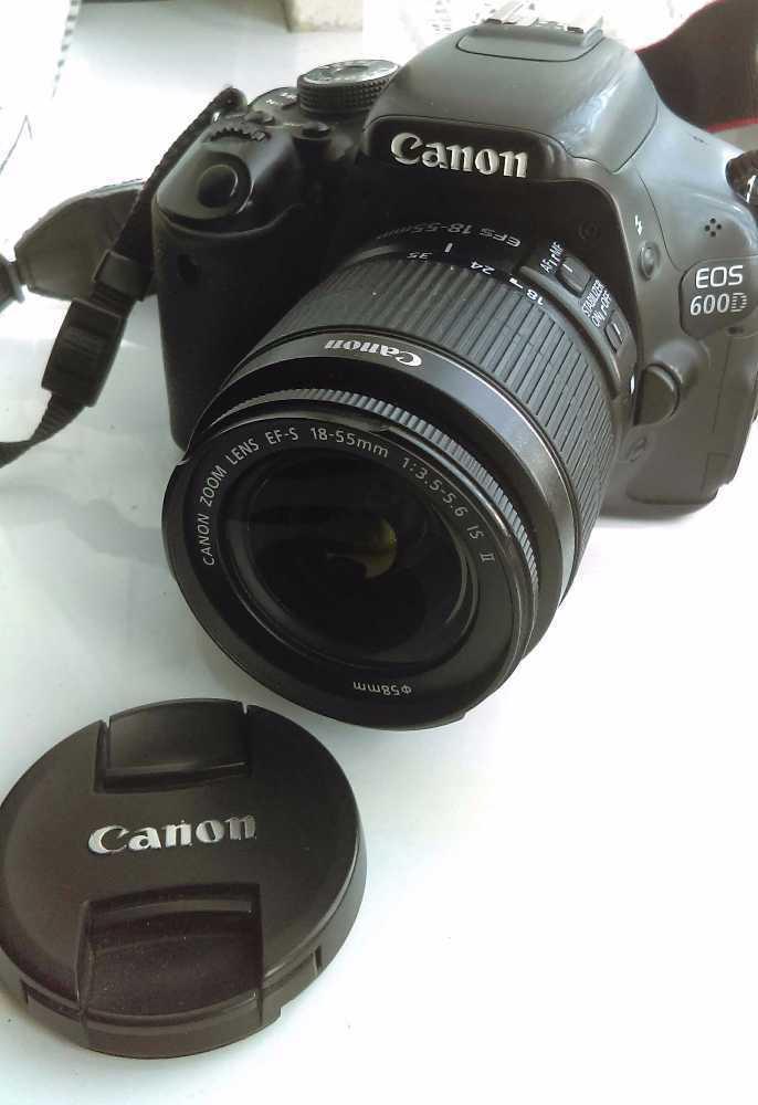 Canon 600D - 1