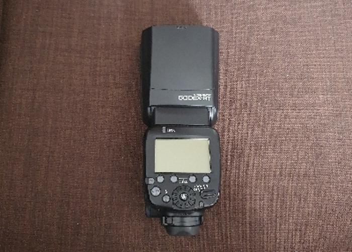 Canon 600ex-RT  flash  - 1
