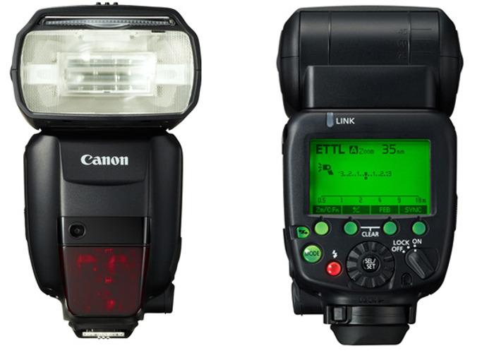 Canon 600EX-RT Speedlite - 1