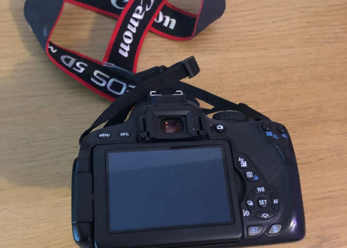Canon 650D - 2