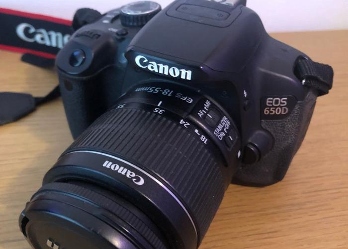Canon 650D - 1