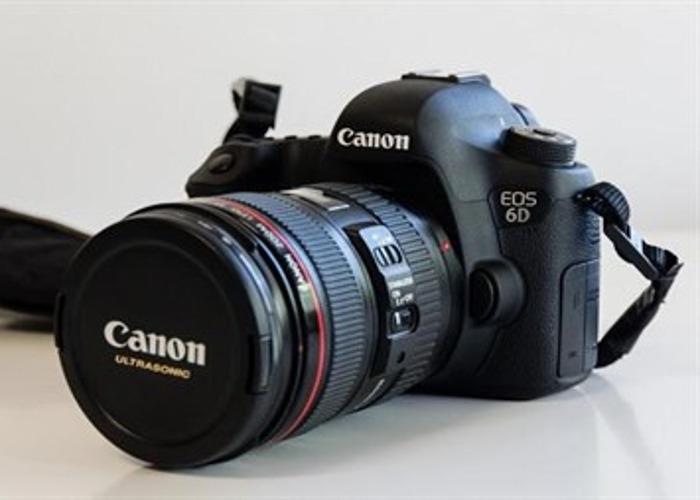 Canon 6D Filmmaker Kit - 1