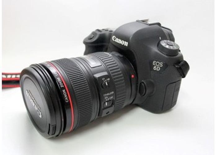 Canon 6D basic kit - 1