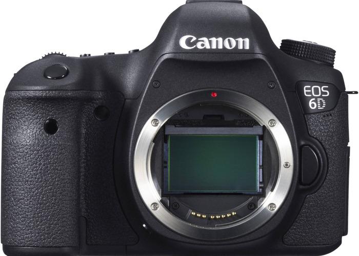 Canon 6D body - 1